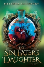 Book cover of SIN EATER'S DAUGHTER