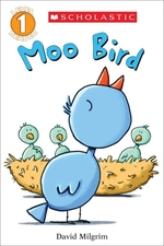 Book cover of MOO BIRD