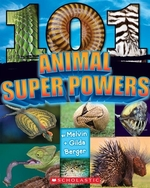 Book cover of 101 ANIMAL SUPERPOWERS