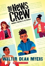 Book cover of NEWS CREW 01 CRUISERS