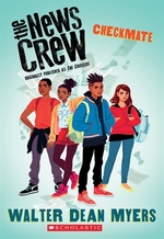 Book cover of NEWS CREW 02 CHECKMATE