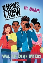 Book cover of NEWS CREW 04 OH SNAP