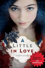 Book cover of LITTLE IN LOVE