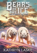 Book cover of BEARS OF THE ICE 03 KEEPERS OF THE KEYS