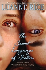 Book cover of SECRET LANGUAGE OF SISTERS