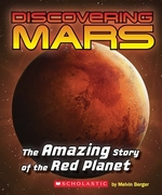 Book cover of DISCOVERING MARS-AMAZING STORY OF THE RE