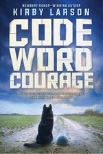 Book cover of CODE WORD COURAGE