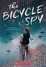 Book cover of BICYCLE SPY