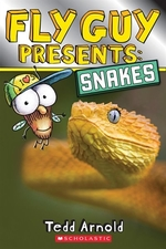Book cover of FLY GUY PRESENTS SNAKES