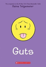 Book cover of GUTS