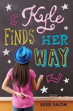 Book cover of KYLE FINDS HER WAY