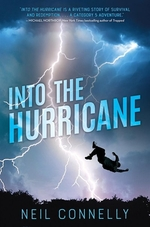 Book cover of INTO THE HURRICANE
