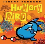 Book cover of HUNGRY BIRD