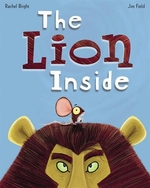 Book cover of LION INSIDE