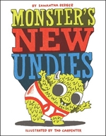 Book cover of MONSTER'S NEW UNDIES