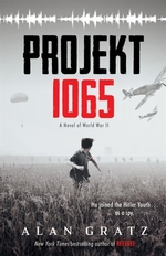 Book cover of PROJEKT 1065 - A NOVEL OF WWII
