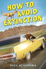 Book cover of HT AVOID EXTINCTION