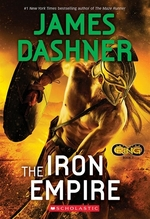 Book cover of INFINITY RING 07 IRON EMPIRE