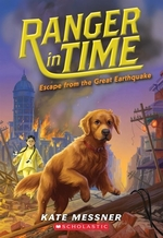 Book cover of RANGER IN TIME 06 ESCAPE FROM THE GREAT