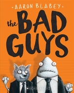 Book cover of BAD GUYS 01