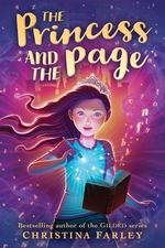 Book cover of PRINCESS & THE PAGE