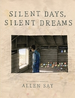 Book cover of SILENT DAYS SILENT DREAMS