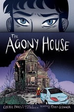 Book cover of AGONY HOUSE