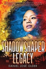 Book cover of SHADOWSHAPER LEGACY