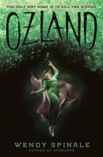 Book cover of EVERLAND 03 OZLAND