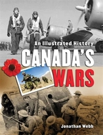 Book cover of CANADA'S WARS AN ILLU HIST