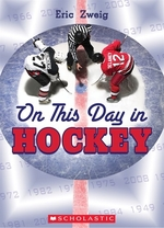 Book cover of ON THIS DAY IN HOCKEY