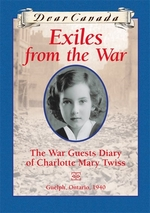 Book cover of DC - EXILES FROM THE WAR
