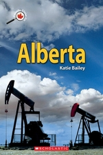 Book cover of CANADA CLOSE UP ALBERTA