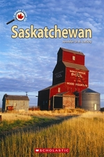 Book cover of CANADA CLOSE UP SASKATCHEWAN