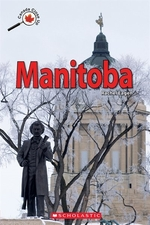 Book cover of CANADA CLOSE UP MANITOBA