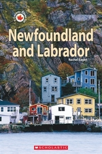 Book cover of CANADA CLOSE UP NEWFOUNDLAND & LABRADOR