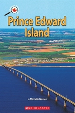 Book cover of CANADA CLOSE UP PRINCE EDWARD ISLAND