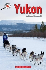 Book cover of CANADA CLOSE UP YUKON