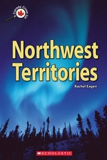 Book cover of CANADA CLOSE UP NORTHWEST TERRITORY