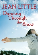 Book cover of DANCING THROUGH THE SNOW