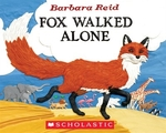 Book cover of FOX WALKED ALONE