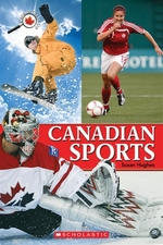 Book cover of CANADA CLOSE UP CANADIAN SPORTS