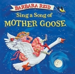 Book cover of SING A SONG OF MOTHER GOOSE