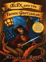 Book cover of ALEX & THE IRONIC GENTLEMAN