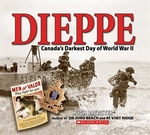 Book cover of DIEPPE CANADA'S DARKEST DAY OF WWII