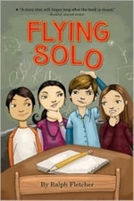 Book cover of FLYING SOLO