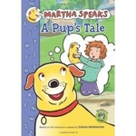 Book cover of MARTHA SPEAKS A PUP'S TALE