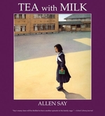 Book cover of TEA WITH MILK
