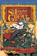 Book cover of ADVENTURES OF SIR LANCELOT THE GREAT