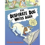 Book cover of DESPERATE DOG WRITES AGAIN